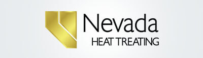 Logo: Nevada Heat Treating offers certified Nadcap heat treating services and brazing steel/copper